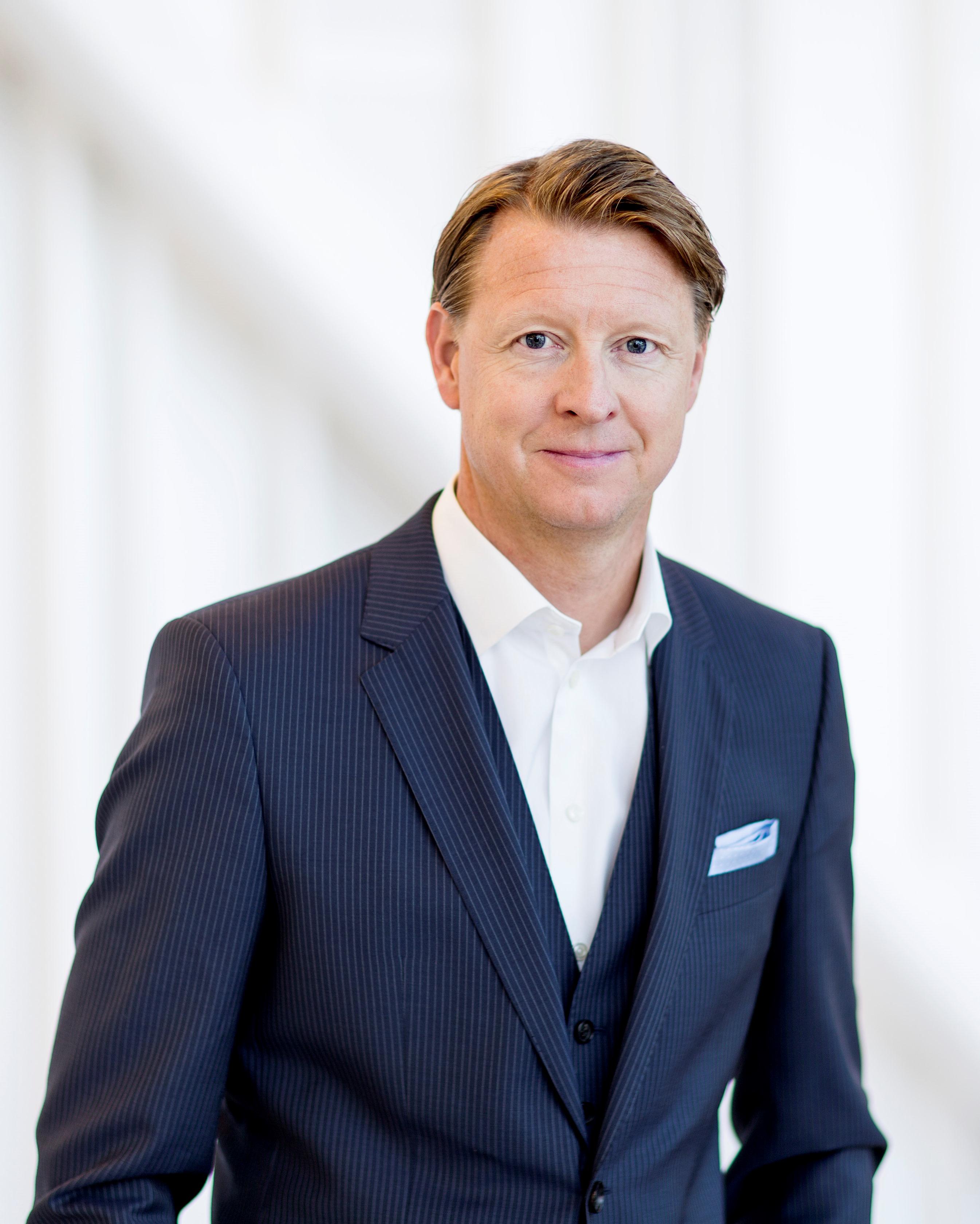 Hans Vestberg, CEO Ericsson